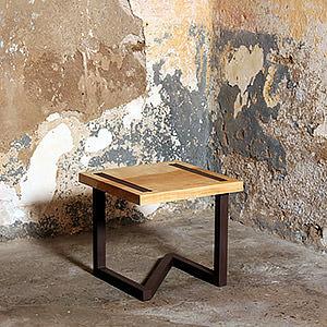La Table de chevet Métis - Frêne massif Matthieu