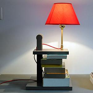 Reader lampe de Chevet presse-livre Maximilien