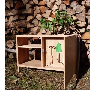 """""""du jardin à la maison"""" meuble bas charlotte"""