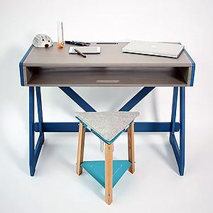 Bureau 1020 Desk system Pierre