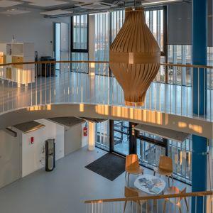 Bureaux en open-space Corinne