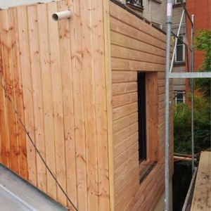 Construction bois à Montreuil Adrien et Pierre