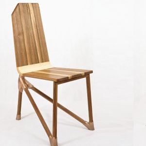 """La chaise """"3"""" Vincent, Matthias & Hugo"""