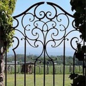 portillon de jardin Emmanuel