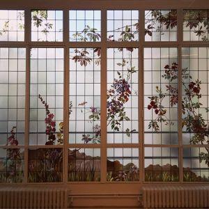 Restauration de vitraux anciens ÉRIC