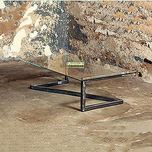 La Table basse Métis - Verre Matthieu