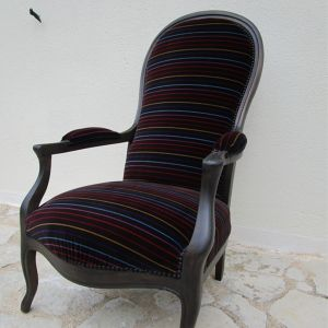 FAUTEUIL VOLTAIRE Martine