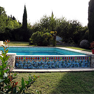 Débordement de piscine Myriam