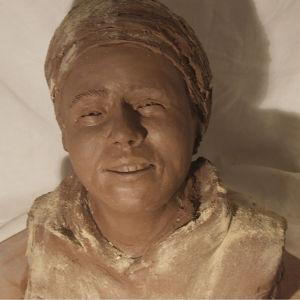 Sculpture avec modèle Leslie