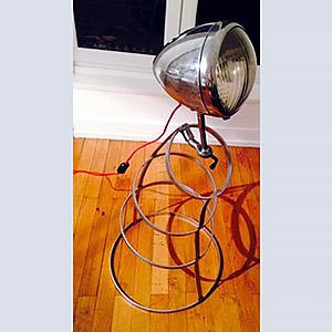 Lampe Slow design Mathieu