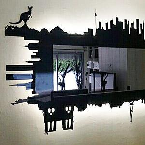 Miroir lionel