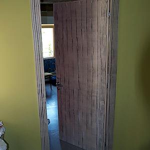 Porte intérieure en bois Sébastien