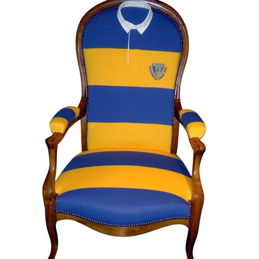Fauteuil voltaire par isabelle b - Restauration fauteuil voltaire ...