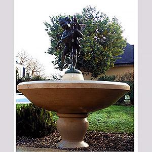 Vasque en pierre dure de Bourgogne Eric