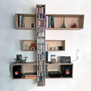 Bibliothèque/discothèque Charles