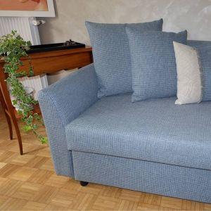 recouvrement d'un canapé IKEA Martine