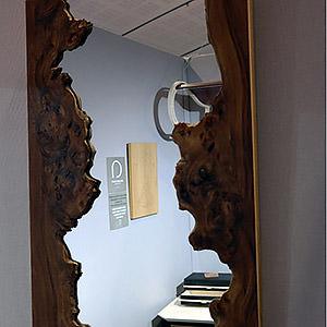 Miroir Loupe d'Orme Philippe