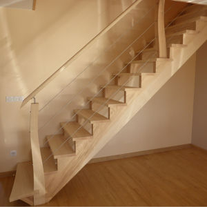 Escalier en frêne Hugues