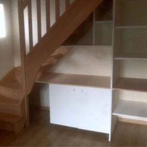 Aménagement d'un escalier Jérôme