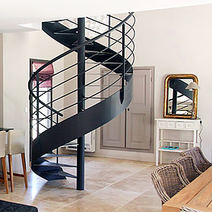 Escalier Hélicoidal Florent