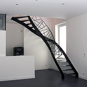 Escalier ADN Florent