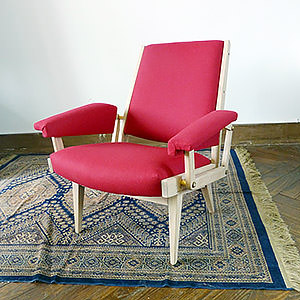 Fauteuil 50's Sonia