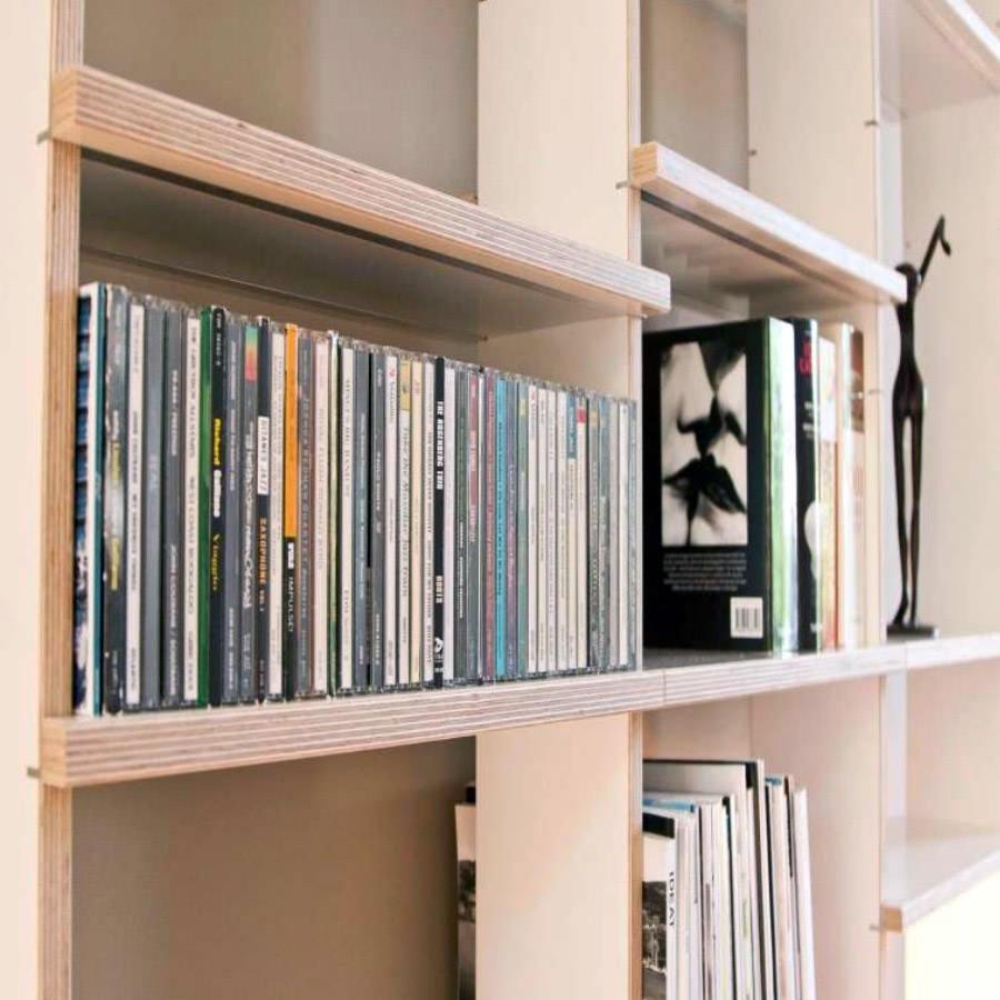 la combinaison murale scalis par alexandre v. Black Bedroom Furniture Sets. Home Design Ideas