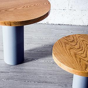 Tables en frêne Grégory