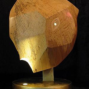 Sculpture sur bois Danilo