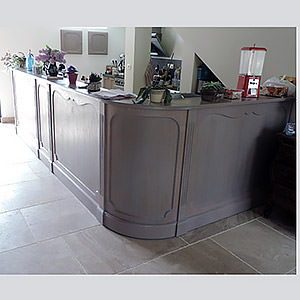 Comptoir de bar Florian