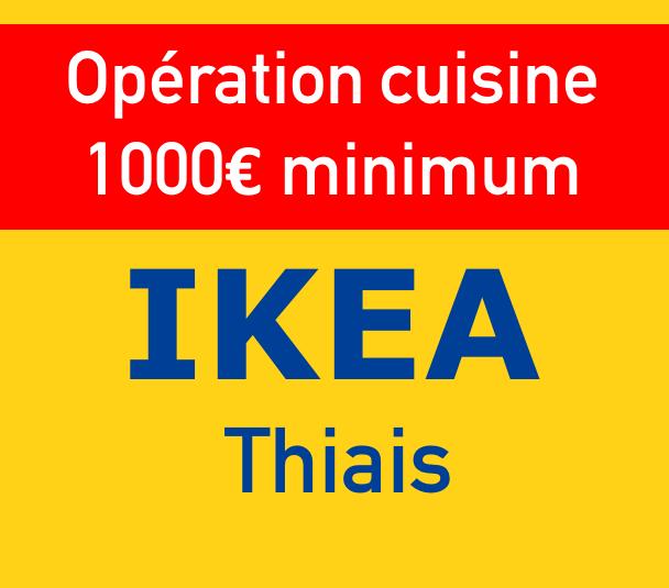 IKEA Thiais Opération cuisine