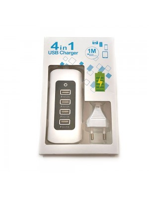 4in1 USB Charger