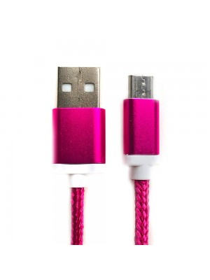 Data & Charge Cable Micro USB