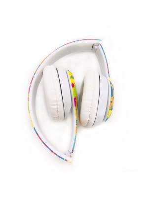 TK-20 Colorful Headset With Cosy Ear Cups