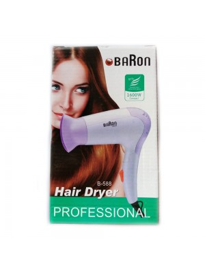 Baron Hair Dryer Foldable