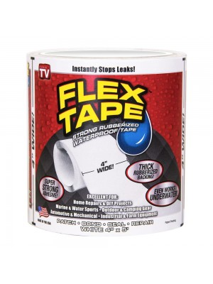 Flex Tape Seals Out Water