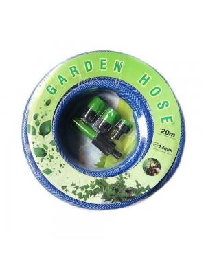 Garden Hose Set 5 Pcs 20m