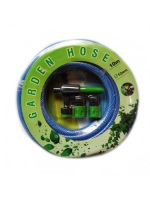 Garden Hose Set 5 Pcs 10m