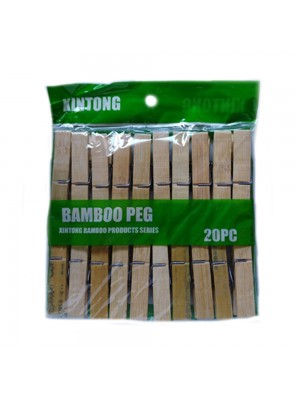 Wooden Clamps 20 Pcs