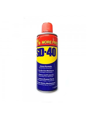SD-40 Multi Purpose Lubricant Spray 400ml