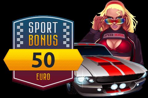 Willkommen Sport Bonus