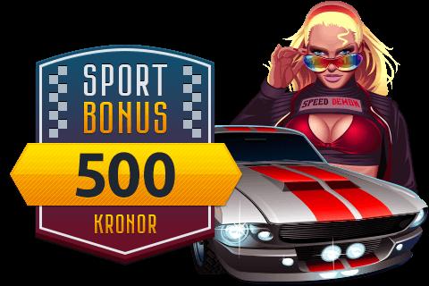 100% Sport Bonus