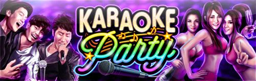 Слот недели - Karaoke Party