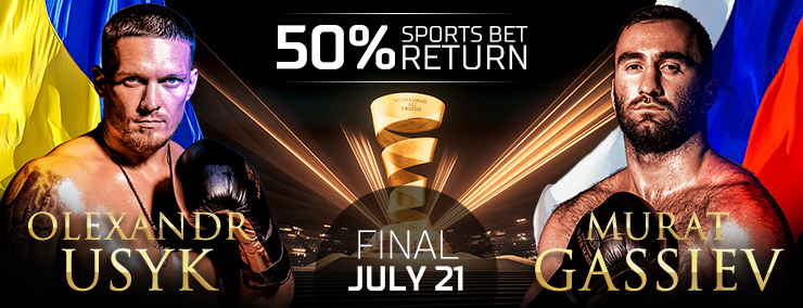 50% Bet Refund