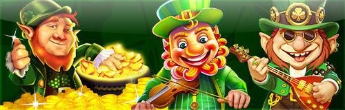 Leprechaun Gold Week
