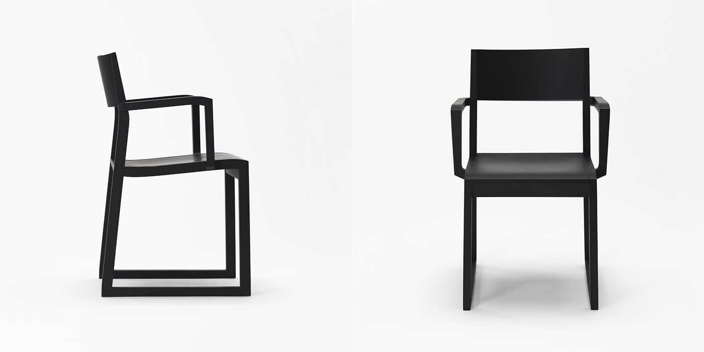 Sciza armchair