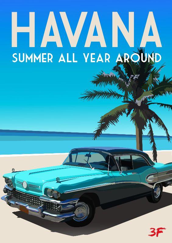 Cubs Havana Summer