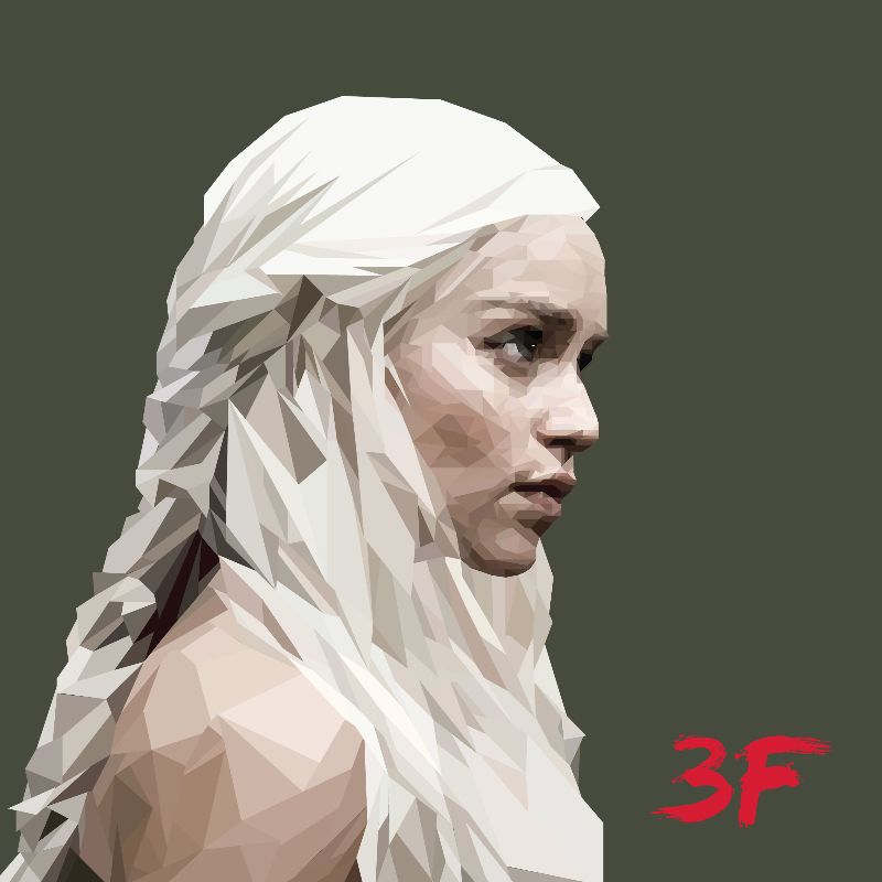 Khaleesi Game of Thrones