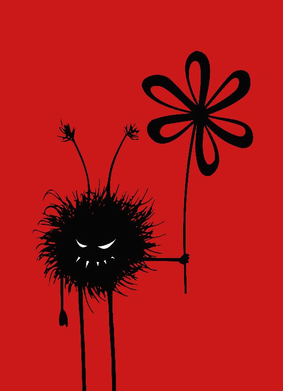 Evil Flower Bug