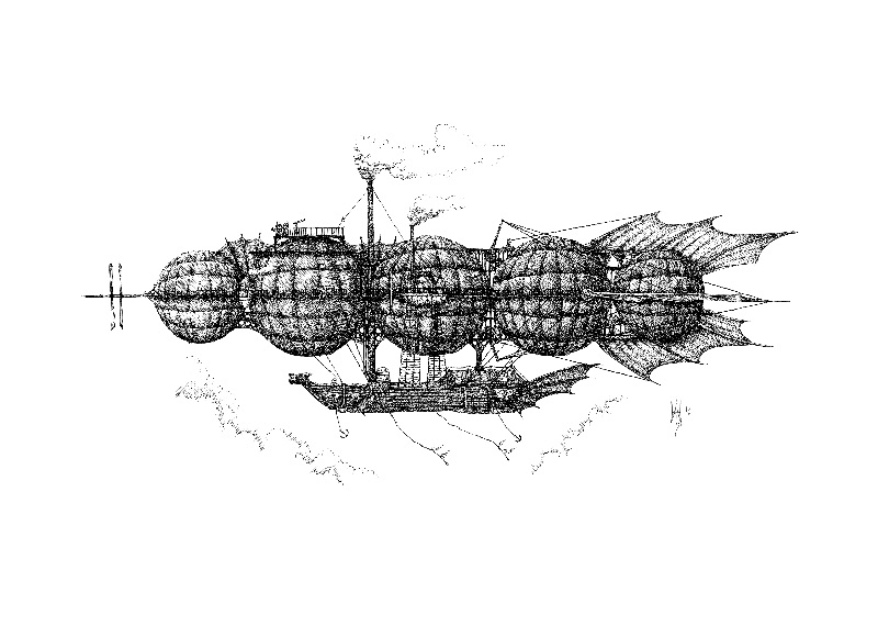 Airship 3 Stickleback